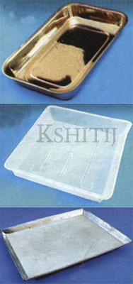Disecting Trays, Disecting Trays Manufacturer, Disecting Trays Exporter, Disecting Trays Supplier, Disecting Trays India, Disecting Trays Ambala, Disecting Trays Indian, Kshitij Innovation