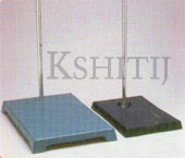 Retort Stand Base and Rod, Retort Stand Base and Rod Manufacturer, Retort Stand Base and Rod Exporter, Retort Stand Base and Rod Supplier, Retort Stand Base and Rod India, Retort Stand Base and Rod Ambala, Retort Stand Base and Rod Indian, Kshitij Innovation
